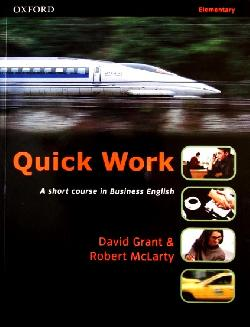 Quick Work Elementary: Student's Book, David Grant, Robert McLarty