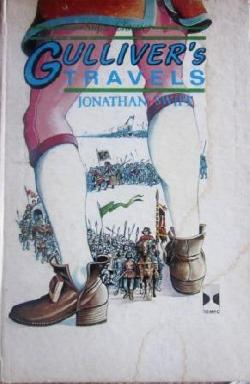 Gulliver's travels  , Jonathan Swift