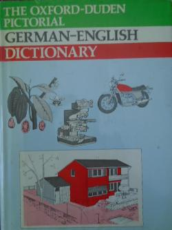 The Oxford-Duden Pictorial German-English Dictionary,