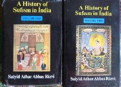 A history of Sufism in India- 1и 2ч., Saiyid Athar Abbas Rizvi