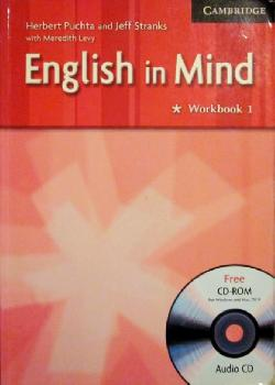 English in Mind. Workbook 1 , Herbert Punch, Jeff Stranks, Meredith Levy