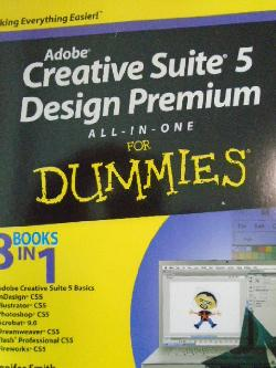 Creative suite 5 disign premium for dummies,