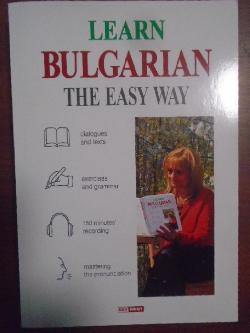 Learn Bulgarian the easy way без CD,
