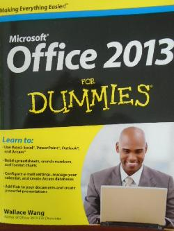 Office 2013 for dummies,
