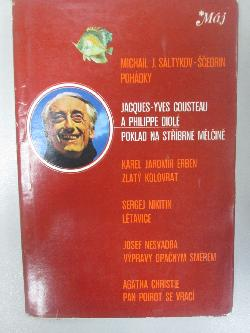 Poklad na stribrne melcine , Jacques-Yves Cousteau,Philippe Diole