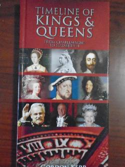 Timeline of Kings & Queens, Gordon Kerr