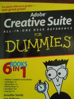 Creative Suite for dummies,