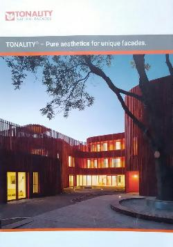 TONALITY ®-Pure aesthetics for unique facades, Колектив