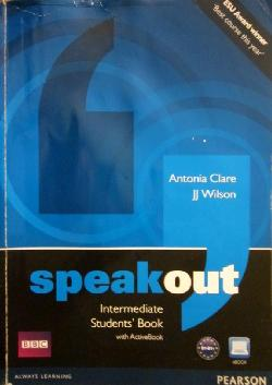 Speakout Intermediate Students' Book with DVD, Antonia Clare, J. J. Wilson